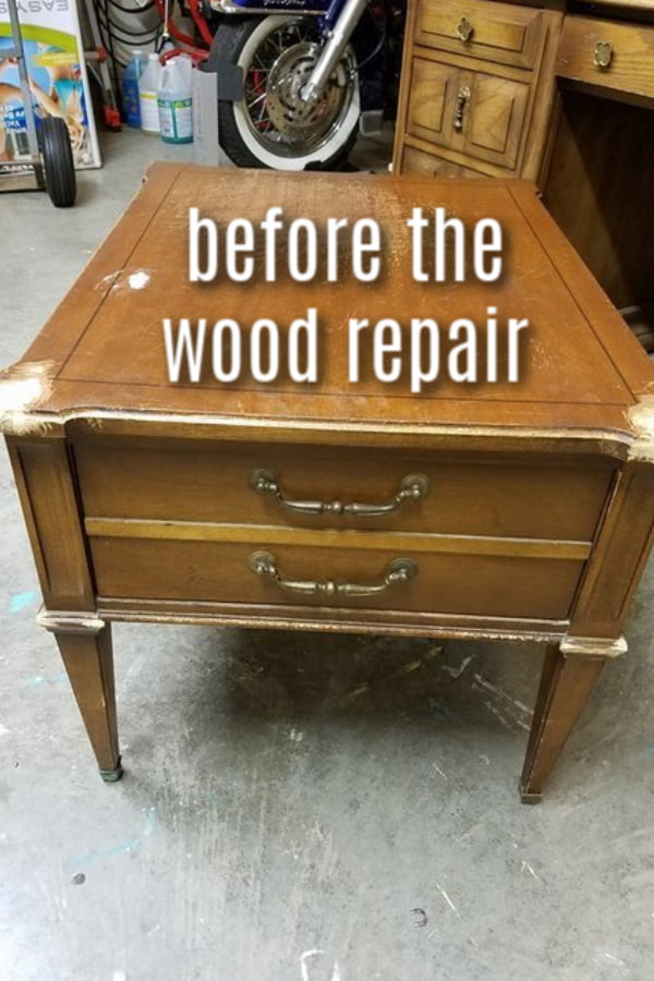 The Best Wood Furniture Repair Ever Do Dodson Designs