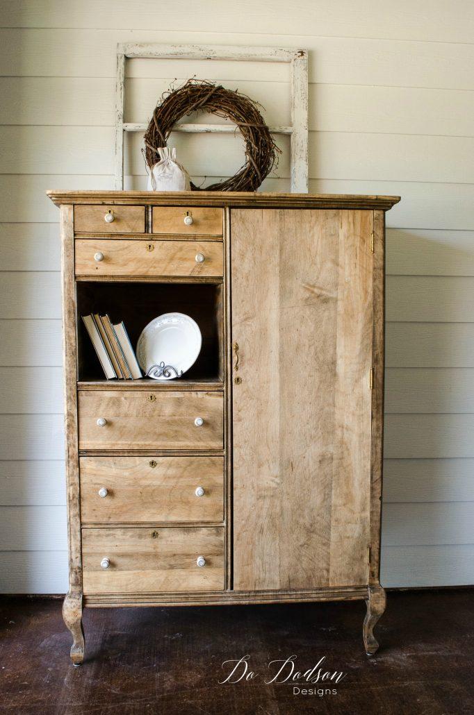 Raw Wood Furniture Makeover. Stunning Furniture Creations #furniturecreations #rawwood