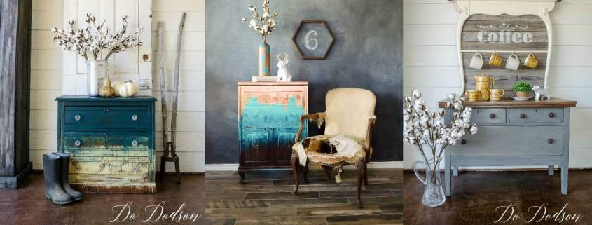 Stunning furniture creations that will give you inspiration.
