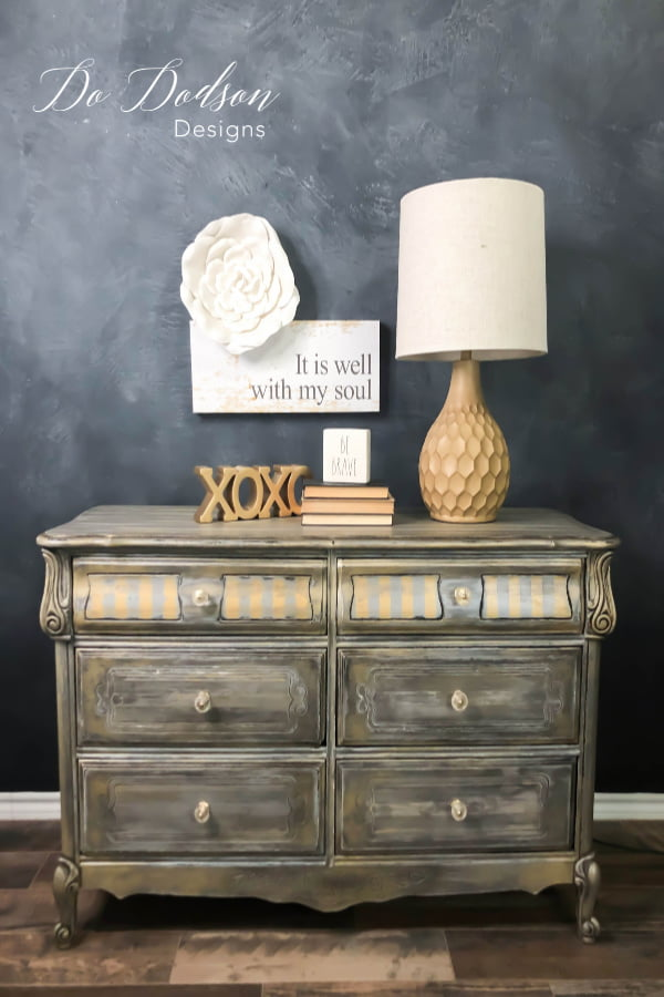 Only the best chalk paint for my furniture makeovers!
