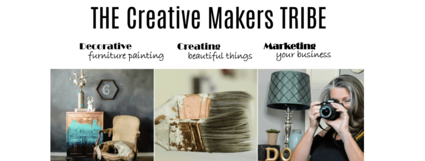 Creative Business Painting Furniture