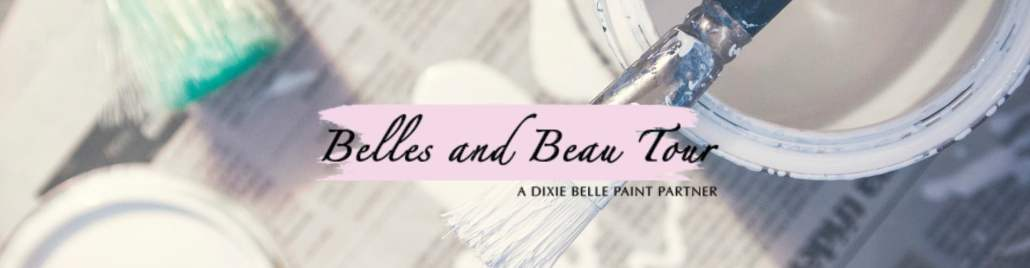 The Belles and Beau Tour Furniture Refinishing Workshop. You don't want to miss this!