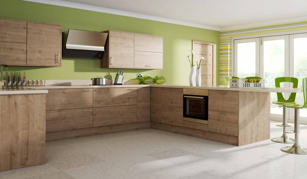 Zelf een houten keuken maken met een bouwtekening? Dat is nu ...
