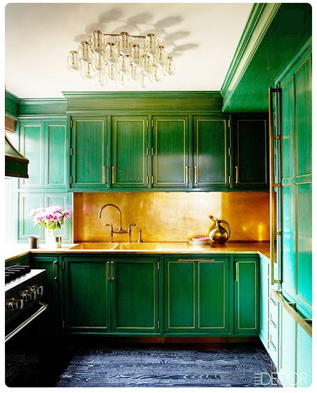 Green kitch