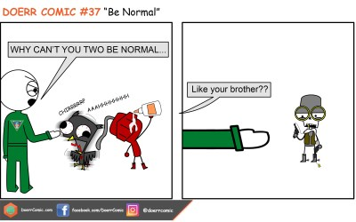37. Be Normal