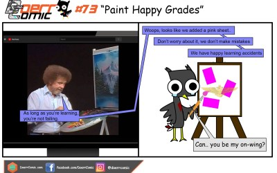 73. Paint Happy Grades