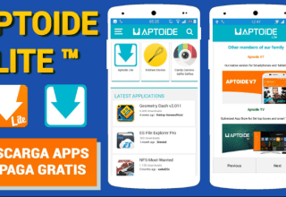 Download Aptoide lite apk