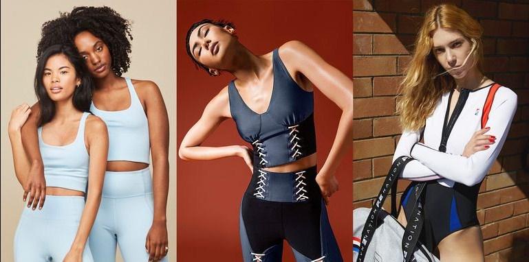 Top 5 Best Luxury Activewear-Athleisure Brands 2019
