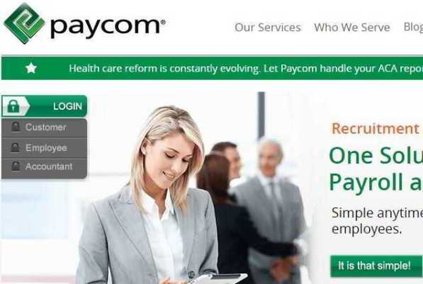 Paycom Employee Login – Paycomonline net