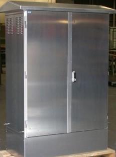 ERNTEC Stainless Steel Outdoor Enclosures