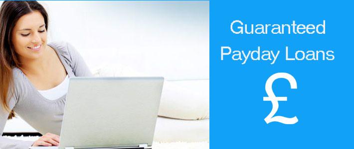 Guaranteed Payday Loans.