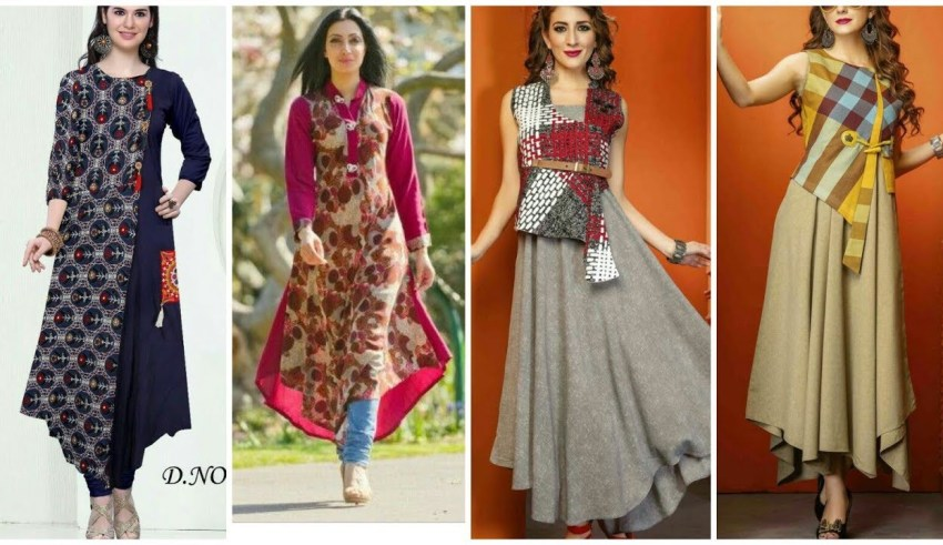 Summer Cool Kurti Designs For Style And Comfort