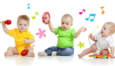 Use Music to Boost Your Baby's Cognitive Abilities