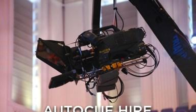 Autocue-Hire