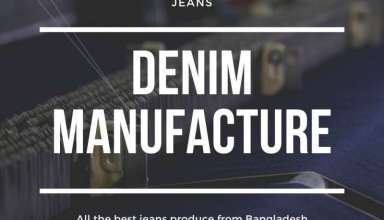 jeans manufacturer in Bangladesh