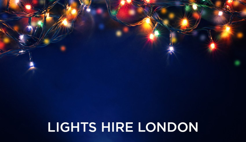 Lights Hire London