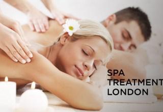 spa treatments london