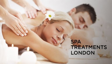 spa treatments london