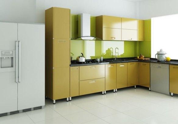 Kitchen cabinets necessary equipment