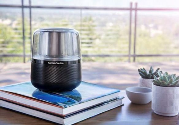 Smart speaker products integrated virtual assistant