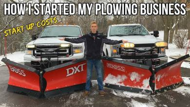 How to Promote Your Snow Plowing Business
