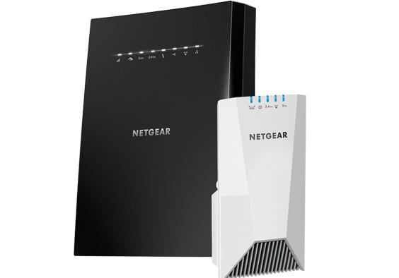 setup Netgear extender