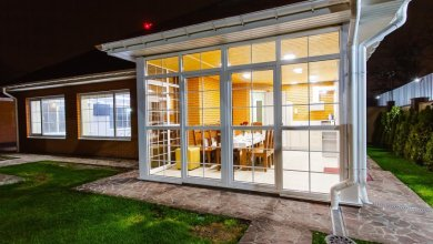 Sunroom To Your House