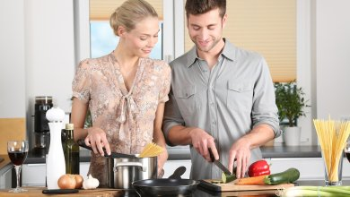 Why Every Man and Woman Should Cook Regularly