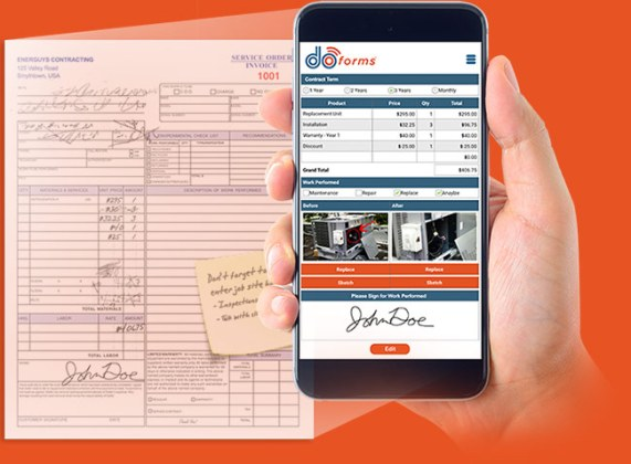 Free Mobile Form Created By Our Experts From Your Paper Form FREE Mobile Form