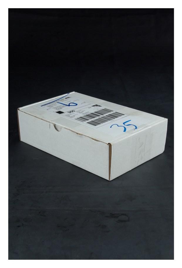 Liten låda