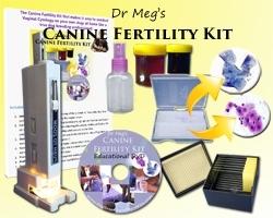 Home Canine Fertility Test Kit
