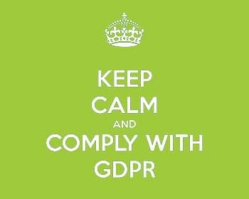 Poizvedba osebnih podatkov (GDPR)