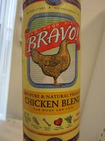 Bravo! Chicken Blend Raw Dog Food