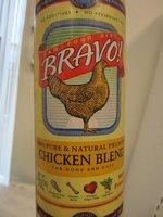 Bravo! Chicken Blend Raw Dog Food