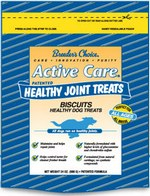 Breeder's Choice Active Care Healthy Joints Biscuits Dog Treats