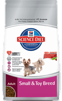 Hill's Science Diet Adult Small and Toy Breed