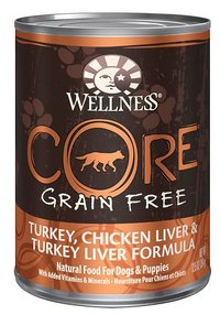 Wellness Core Grain-Free Wet Canned Dog Food