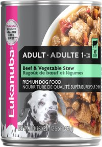 Eukanuba Adult Beef and Vegetable Stew