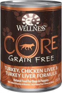 Wellness Core Wet Dog Food