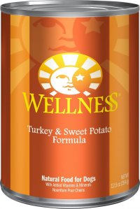 Wellness Complete Health Turkey and Sweet Potato