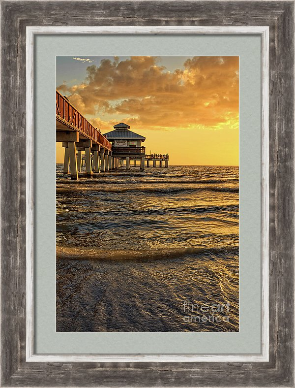 Fort myers beach fishing pier and sunset photography tips for Fort myers beach fishing pier