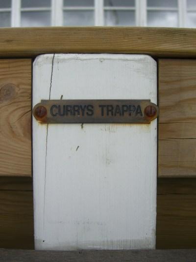 Currys trappa