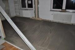 När vi kom hem fanns sladdarna i cementen!