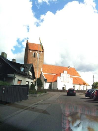 Båstads kyrka.