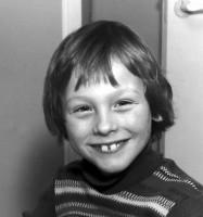En ung Joakim