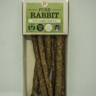 013964849578 JR 100% Healthy Pure Rabbit Meat Sticks