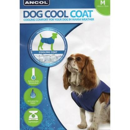 016646097934 Ancol Dog Cool Coat M