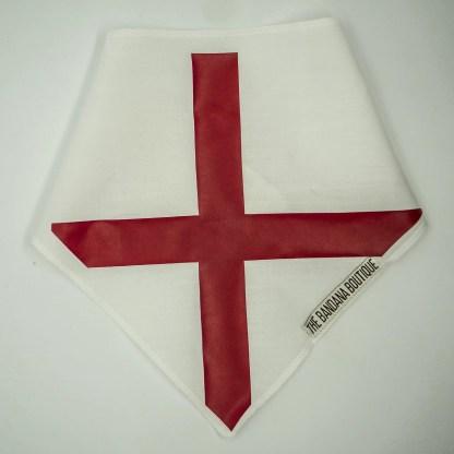 Flag England St George Small Bandana