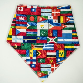 Flags International Medium Bandana