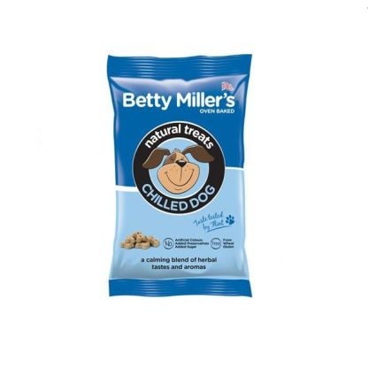 Betty Miller Chilled Dog 100g Biscuit Treats